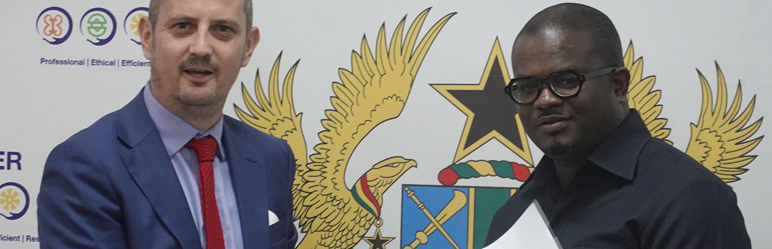 La République du Ghana finalise son adhésion à l'ACA