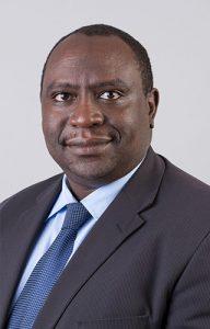 Benjamin Mugisha, Chief Underwriting Officer