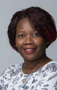 Elizabeth Mutafungwa, Acting GeneralCounsel